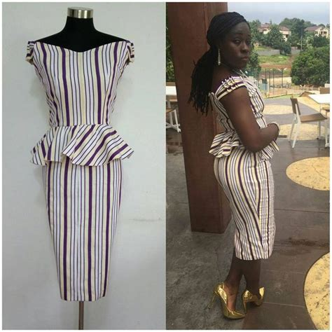 kaba lace 88 best ghanaian fashion kaba and slit images on