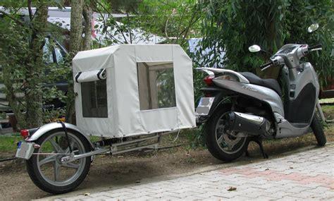 Einradanh Nger F R Motorrad by Mopped 228 Nger De Fotogalerie