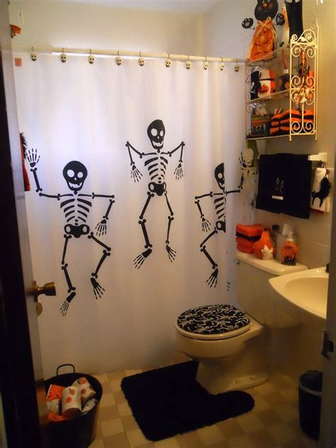 halloween bathroom halloween decorations bathroom to scare away your guests
