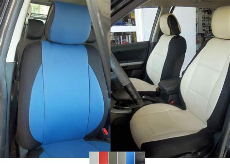 high quality custom car seat covers  honda fit honda jazz