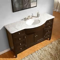 marble top bathroom cabinet 58 034 ellie marble top single sink bathroom vanity