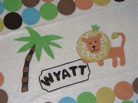 King Of The Jungle Baby Shower by King Of The Jungle Baby Shower Cakecentral