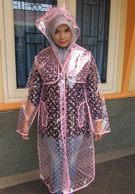 Jas Hujan Pvc Model T3009 2 buy fashion coat jas hujan anak dan dewasa wanita deals for only rp55 000 instead of