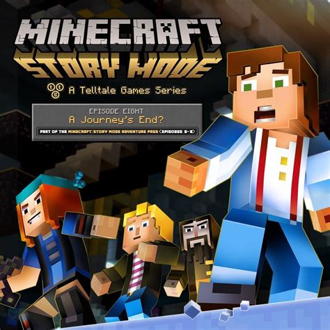 Minecraft Story Mode Episode 1 8 minecraft story mode episode 8 a journey s end toda la informaci 243 n ps4 ps3 xbox 360