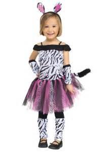 toddler little miss zebra costume