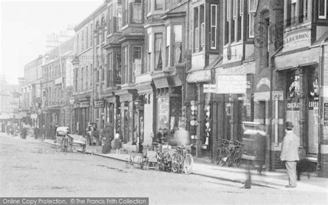 tattoo queen street redcar photo of redcar queen street businesses 1906
