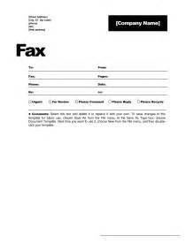 Fax Template Word 2010 by Skill Resume Fax Cover Sheet Template Word Personal Fax
