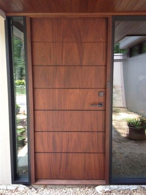 front door contemporary design wooden door design in kerala garagedoorrepairb