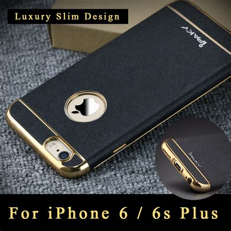 Promo Ipaky Iphone 6 47 Iphone 6 6s Diskon protection 6 6s original ipaky leather for iphone 6 for iphone 6s luxury