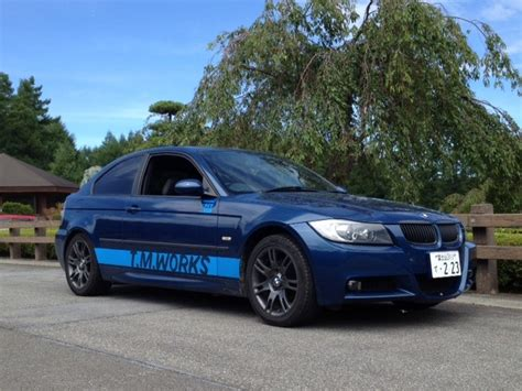 Modified Bmw Compact E46 by 2002 Bmw E46 318ti Modified The E90 Bmw
