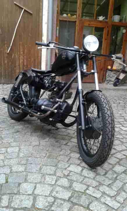 Awo 425 Custom by Awo 425 Bobber Custom Bestes Angebot Simson