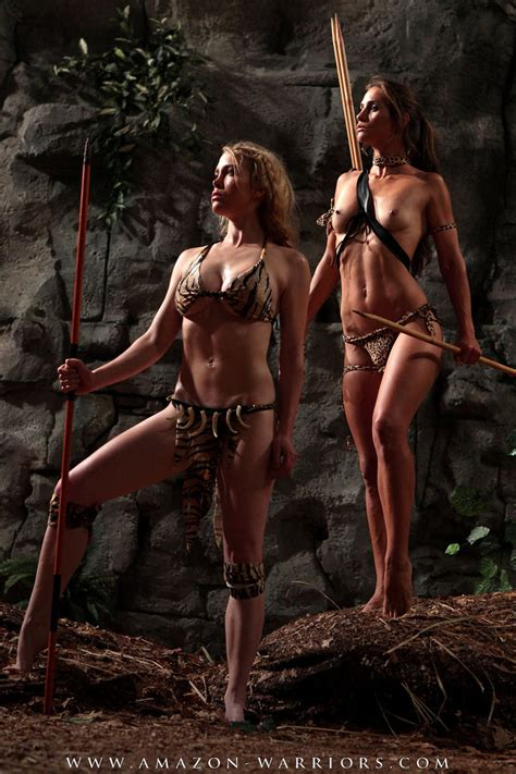sexy amazon warriors newest release jungle warriors by amazon warriors cosplays pinterest