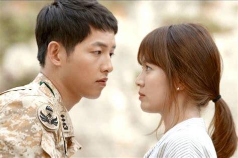 film korea paling hot 2016 adegan ciuman song joong ki dan song hye kyo di dots jadi