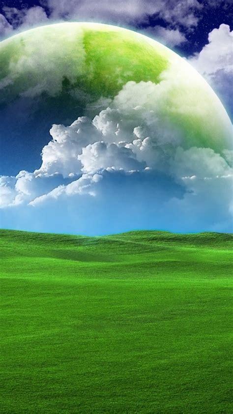 wallpaper hd android landscape wallpapers grass planet android wallpapers