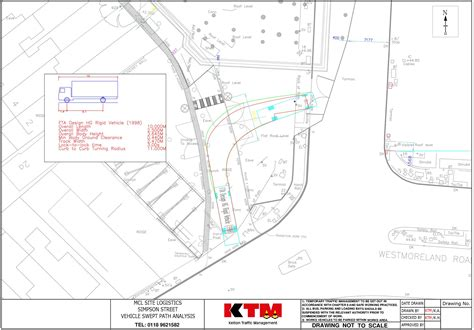 site traffic management plan template ktm keiton traffic management drawings 1005 41 diversion