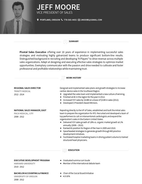 best cv photo advice and tips to add or not to add