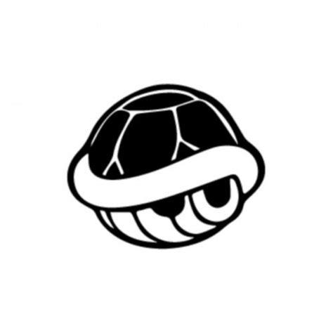 Tattoo Home Decor Mario Koopa Shell Decal Window Laptop Bumper Ds 3ds Xl