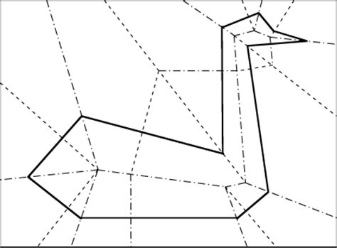 Paper Folding And Cutting - the origami polygon cutting theorem