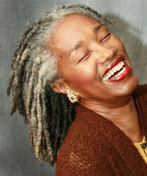 dreadlocks with gray hair beautiful grey and locs on pinterest