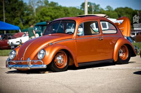 orange volkswagen beetle burnt orange beauty vw bug pinterest nice burnt