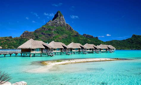 vacation places 15 best tropical vacations in the world most beautiful