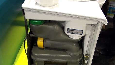 thetford c200 toilet handleiding thetford cassettetoilet c2 youtube