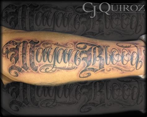 beautiful tattoo fonts 21 best images about tattoos by cj quiroz on