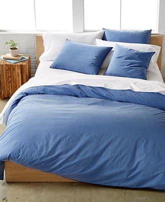 calvin klein washed essentials color wash comforter sets