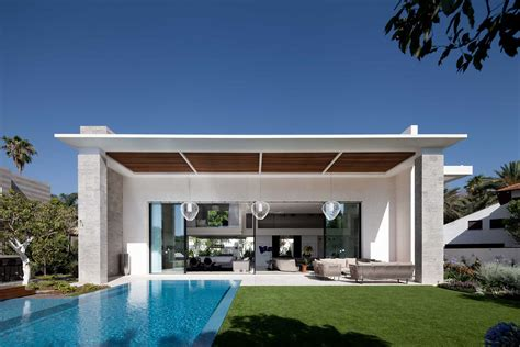 Small Hotel Designs Floor Plans by Modern Cube House In Israel Offers The Ultimate In Refined