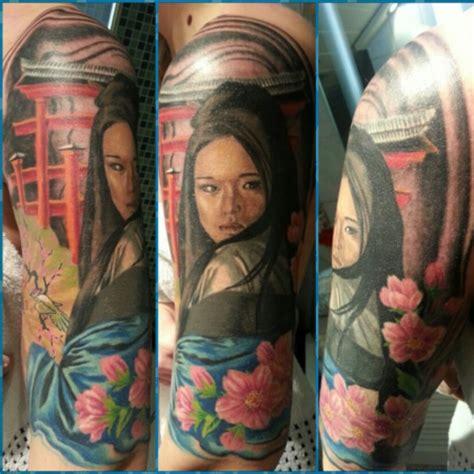tattoo geisha vorlagen jesso80 geisha tattoos von tattoo bewertung de