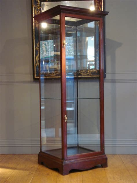 Shop Display Cabinets Uk by Sold 19c Mahogany Shop Display Cabinet Antique Bookcases