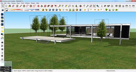 sketchup vray tree tutorial how to use faceme tree components in sketchup