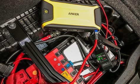 Motorradbatterie Mit Auto Laden by Starthilfe F 252 R Schwache Autobatterien Powerbank Von