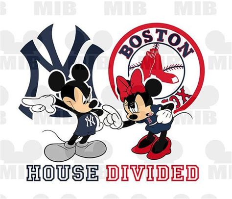 house divided new york yankees vs boston red sox by