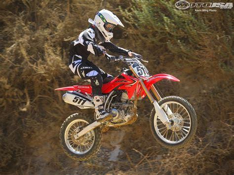 honda 150r 2012 honda crf150r first ride motousa youtube