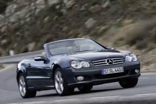 Mercedes Sl 2008 Mercedes Sl 500 233 E 2008