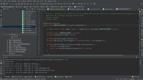 eclipse theme for intellij the ide of choice for ultraesb intellij idea blind vision