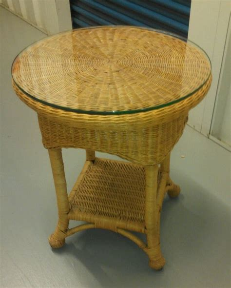 Small Wicker Table by 17 Best Images About Outdoor Furniture On