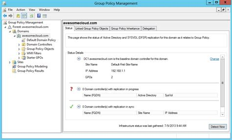 windows server  group policy  awesomecloud