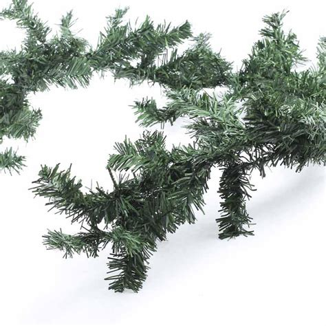 artificial canadian pine garland christmas garlands