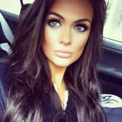 pretty brown hair color what hair color you should maskcara