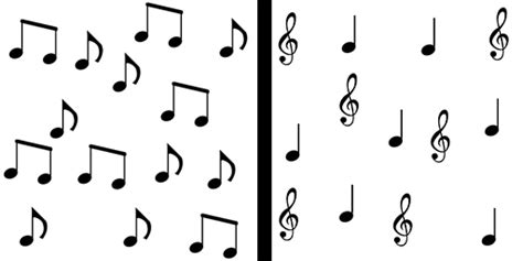 pattern of notes mod the sims music notes patterns set