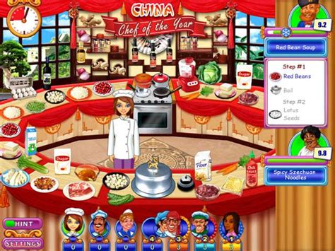 Promo Gogo Fishing go go gourmet chef of the year gt iphone android mac pc big fish