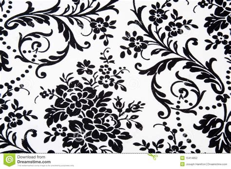 white pattern floral black and white floral images clipart