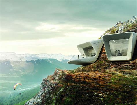 gallery of messner mountain museum corones zaha hadid the legacy of zaha hadid vogue india culture living