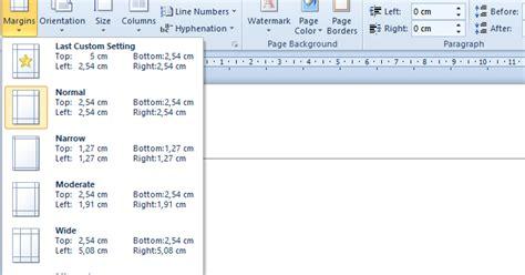 jenis layout yang terdapat pada office theme nurhamim s blog cara pengaturan page layout yang berbeda