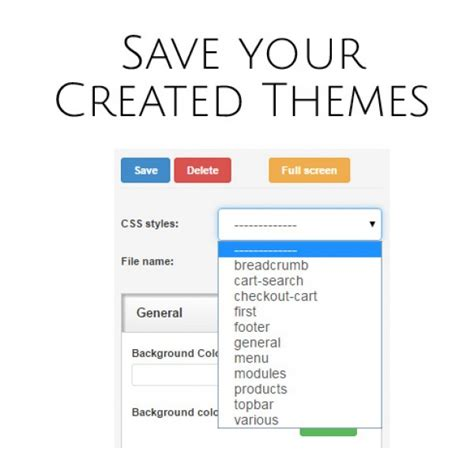 live theme editor by viethemes live theme editor