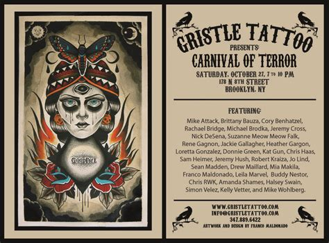 gristle tattoo nyc 17 best images about tattoo guns shops on pinterest