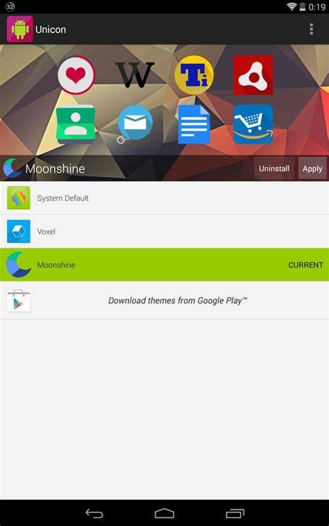 change icon android как установить свои иконки приложений в android
