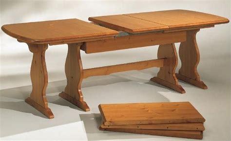 tavoli in pino tavolo pino russo allungabile
